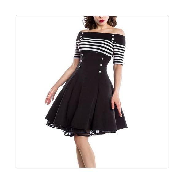 robe mi longue vintage