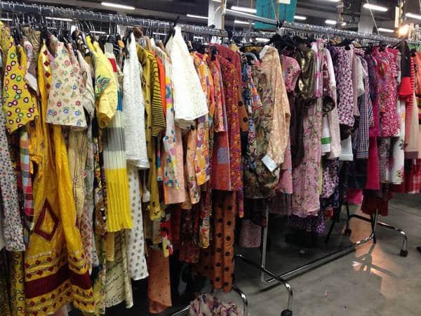 robe sixties vintage