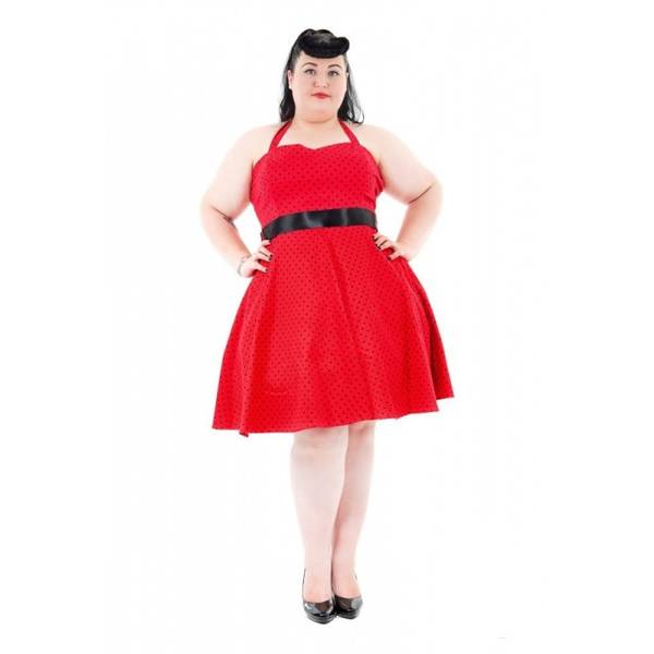 robe crayon vintage rockabilly