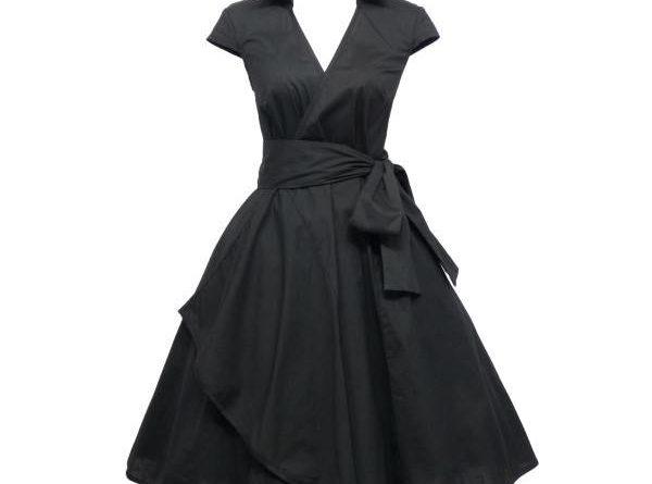 Covermason Robes Vintage 1950s Robe Cocktail Femme Soir/ée//Demoiselle dhonneur//Robe de soir/ée Cocktail Bal Style ann/ées 50 Rockabilly Swing