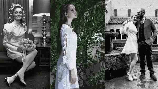 fond de robe nylon vintage