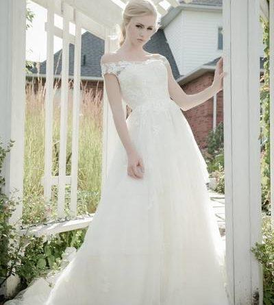 Robe de mariée neuve Zalando 2018 Vinted