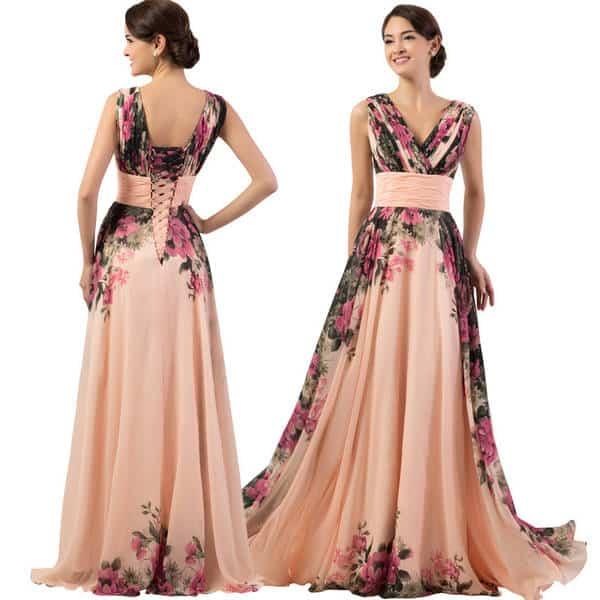 robe année 20 vintage
