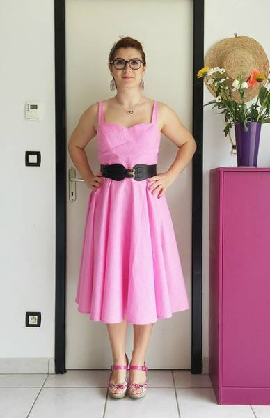 robe de mariee pin up
