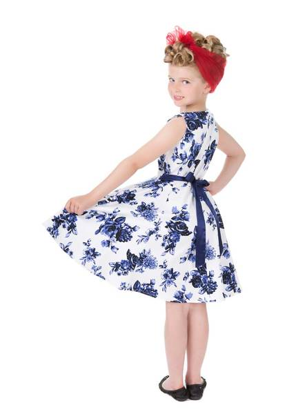 robe pin up annee 50