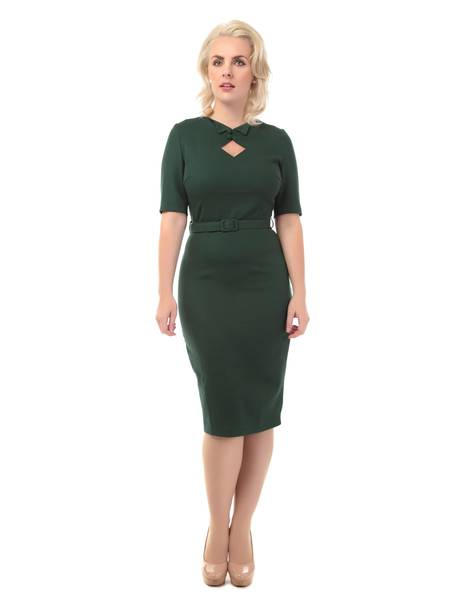 robe pin up année 50 grande taille