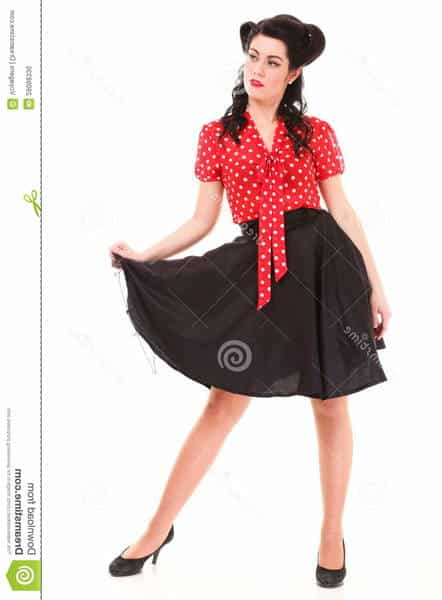 robe rockabilly retro pin up 50's