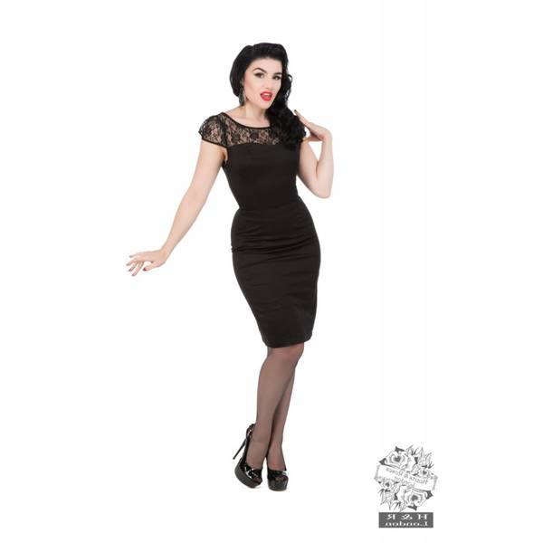 robe pin up a carreaux