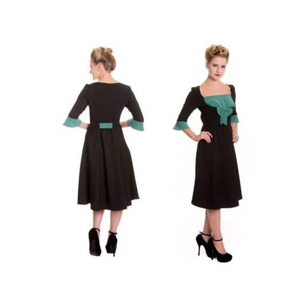 robe pin-up rétro 50's rockabilly