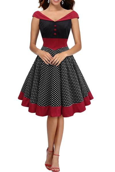 comment faire une robe pin up