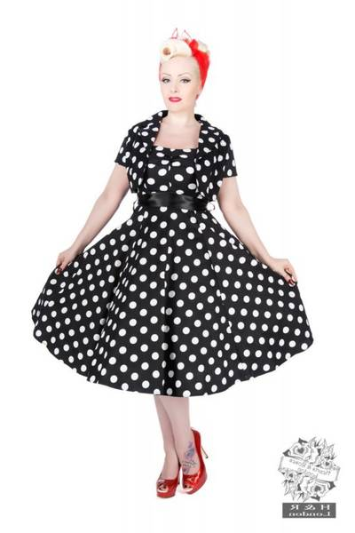 robe pin up amazone