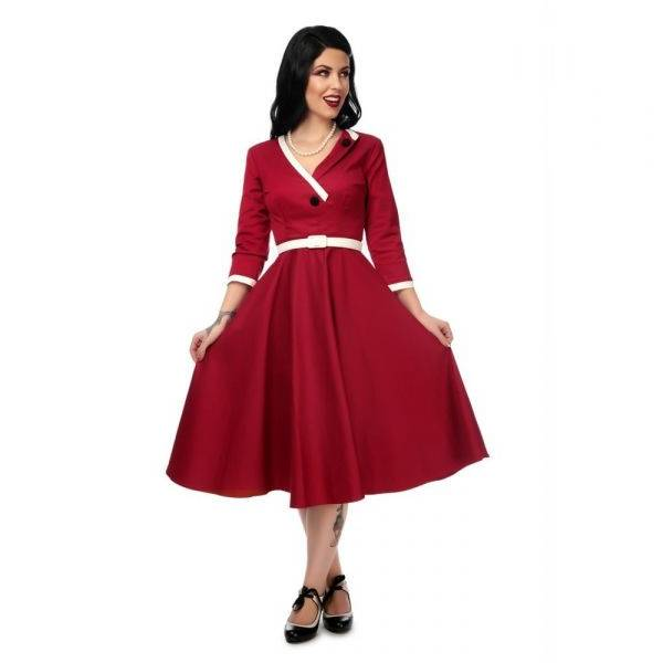 robe rockabilly année 50