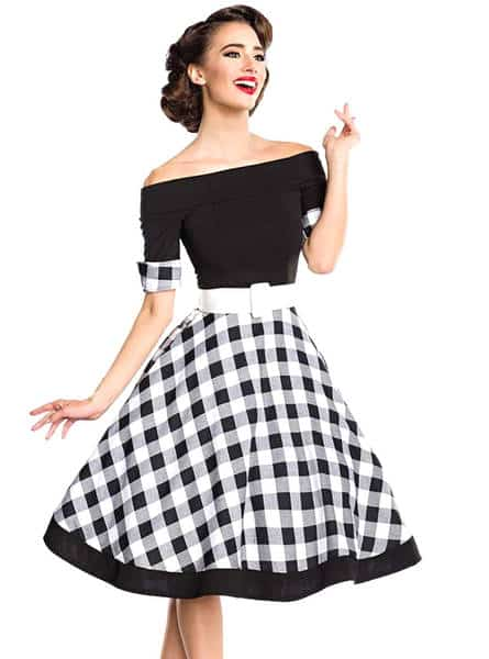 robe pin up rockabilly grande taille
