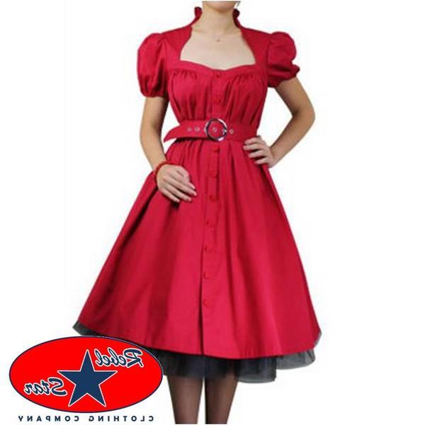 robe année 50 rockabilly