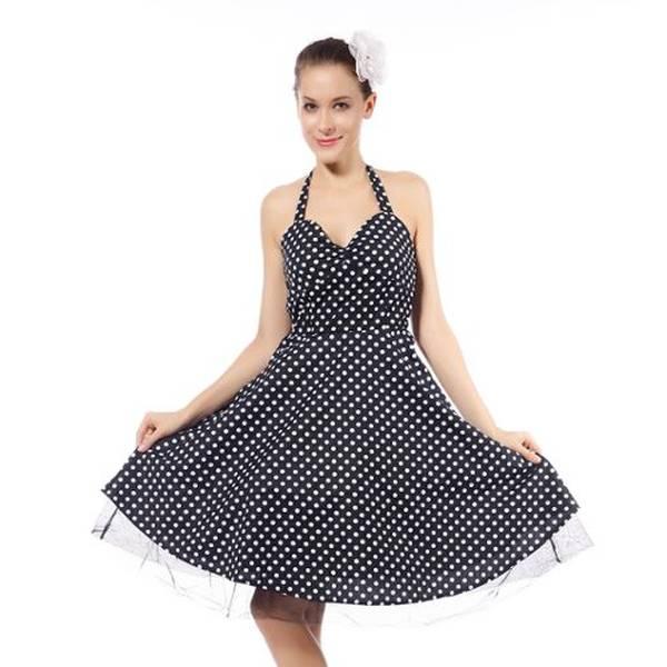 mode années 60 robe