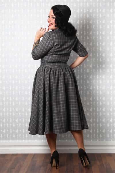 modèle robe années 50