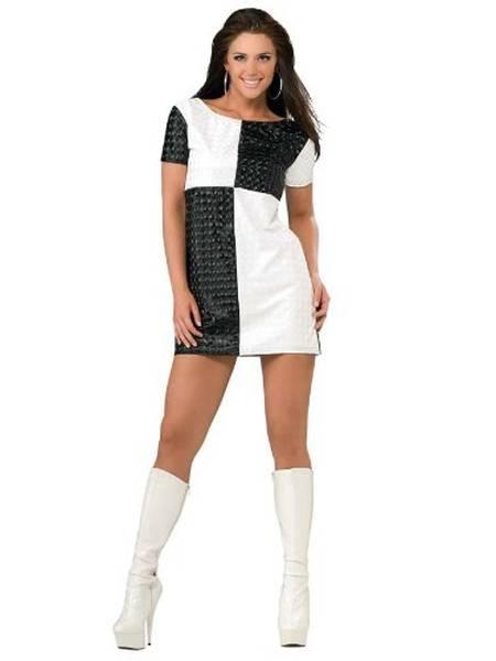 robe des années 80
