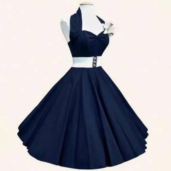 robe chic des années 60