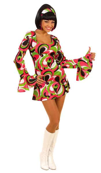 deguisement robe années 70