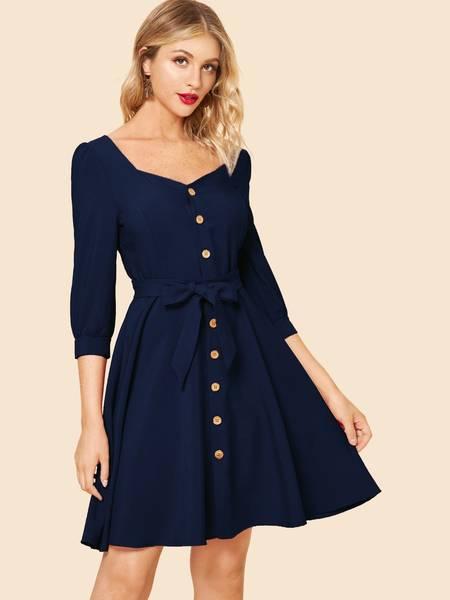 acheter robe des années 60