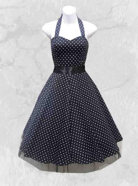 robe de soirée des années 80