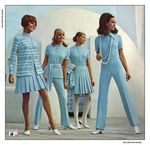 robe années 50 60
