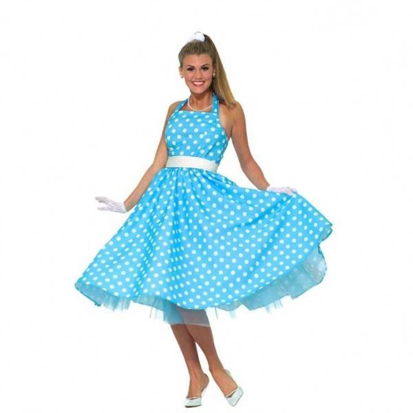 comment faire une robe des années 50