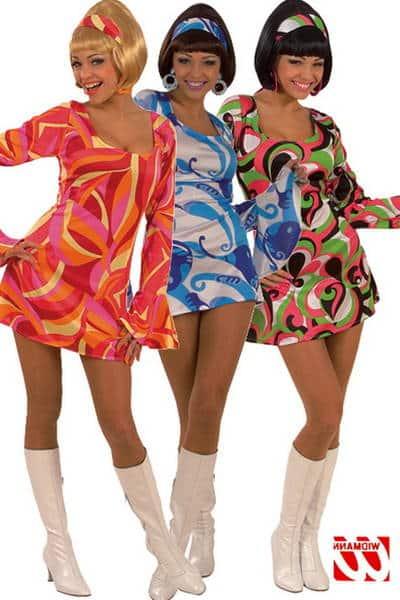 robe de soirée des années 60