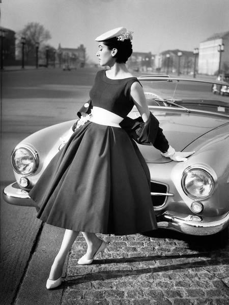 robe de bal années 60