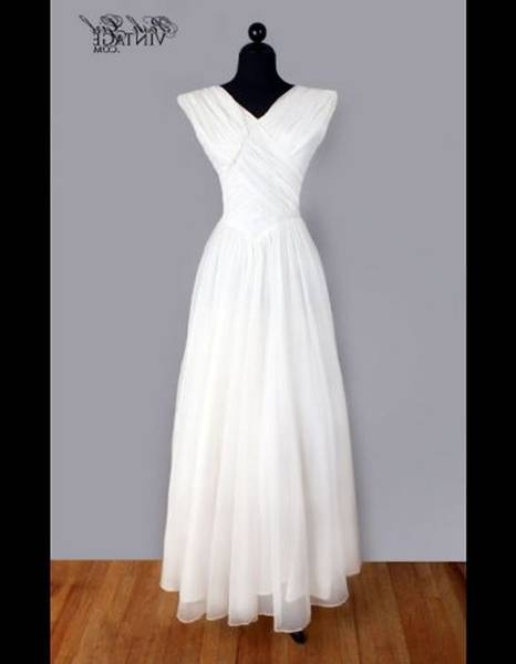 la robe corolle années 50