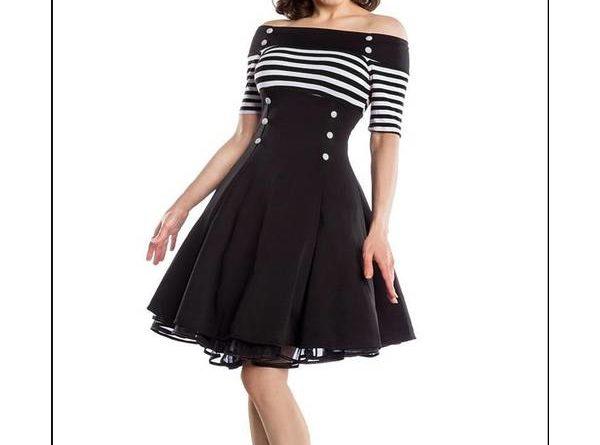 Robe années 60 70 pour robe rétro années 50 Les dupes