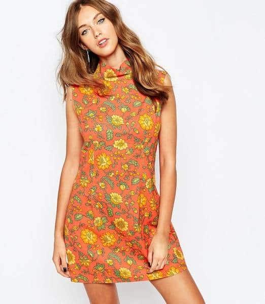 robe du soir années 60