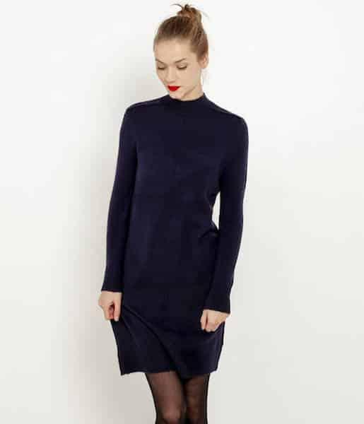 robe pull grossesse hiver