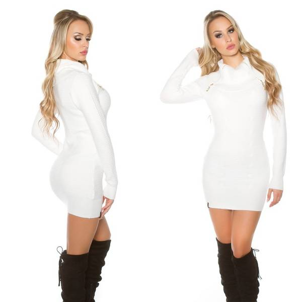 robe pull grande taille pas cher