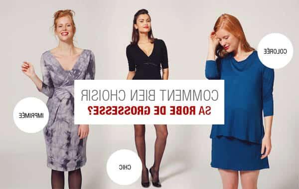 robe pull courte femme
