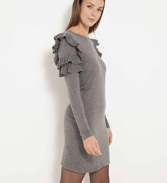 robe pull amazone