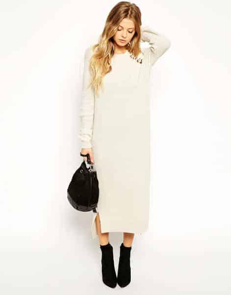 robe pull femme soldes