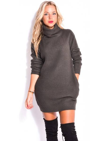 robe pull magasin