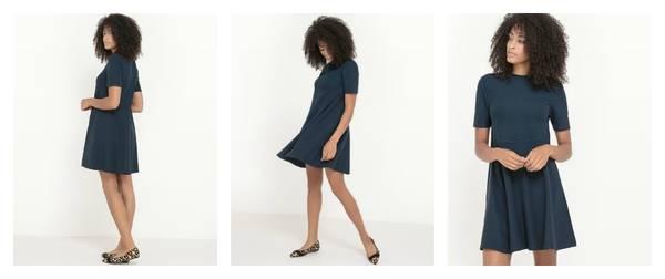 robe pull noël femme