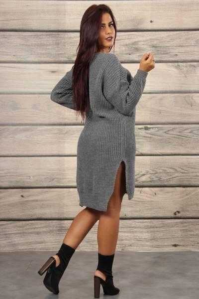 robe pull avec poche